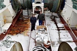 Danske fiskere holdes ude