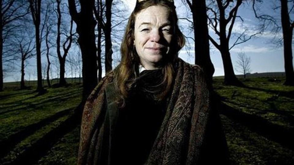 Karen-Louise Smidth er ikke længere herregårdsforvalter på Hessel. Ifølge bestyrelsesformand Kaj Wisti Lassen skilles parterne i mindelighed, men dog på bestyrelsens initiativ. Arkivfoto