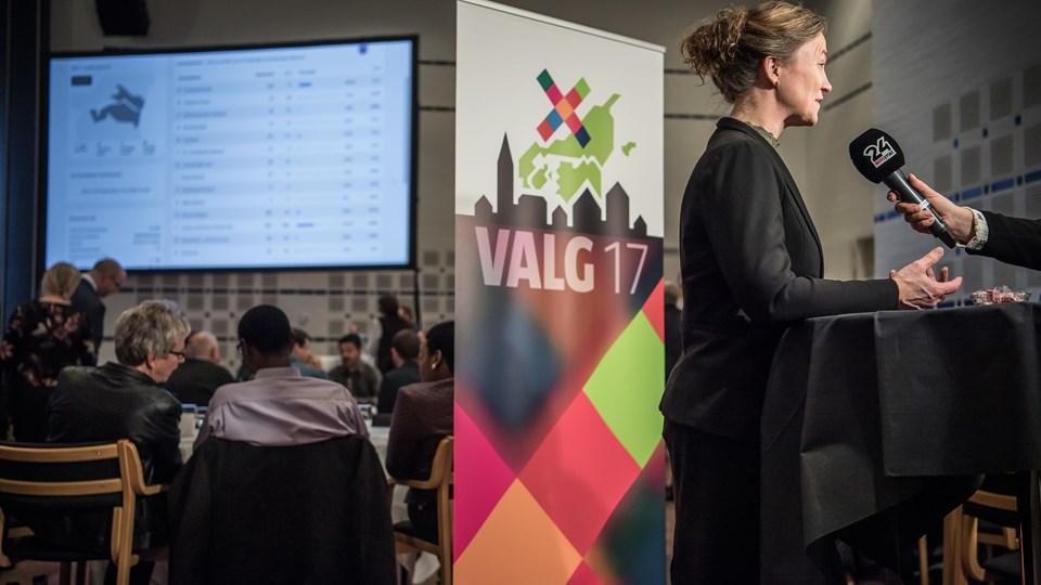 Venstres skolerådmand og spidskandidat ved de to sidste valg, Tina French Nielsen, vil ikke gå efter borgmesterposten for tredje gang.  Arkivfoto: Martin Damgård