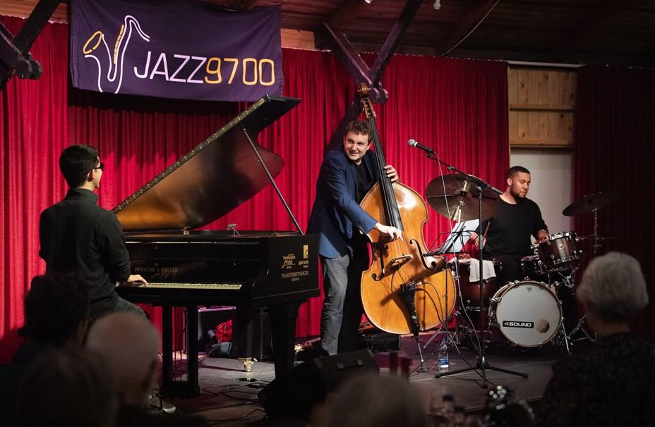 61 til jazz i Den Runde