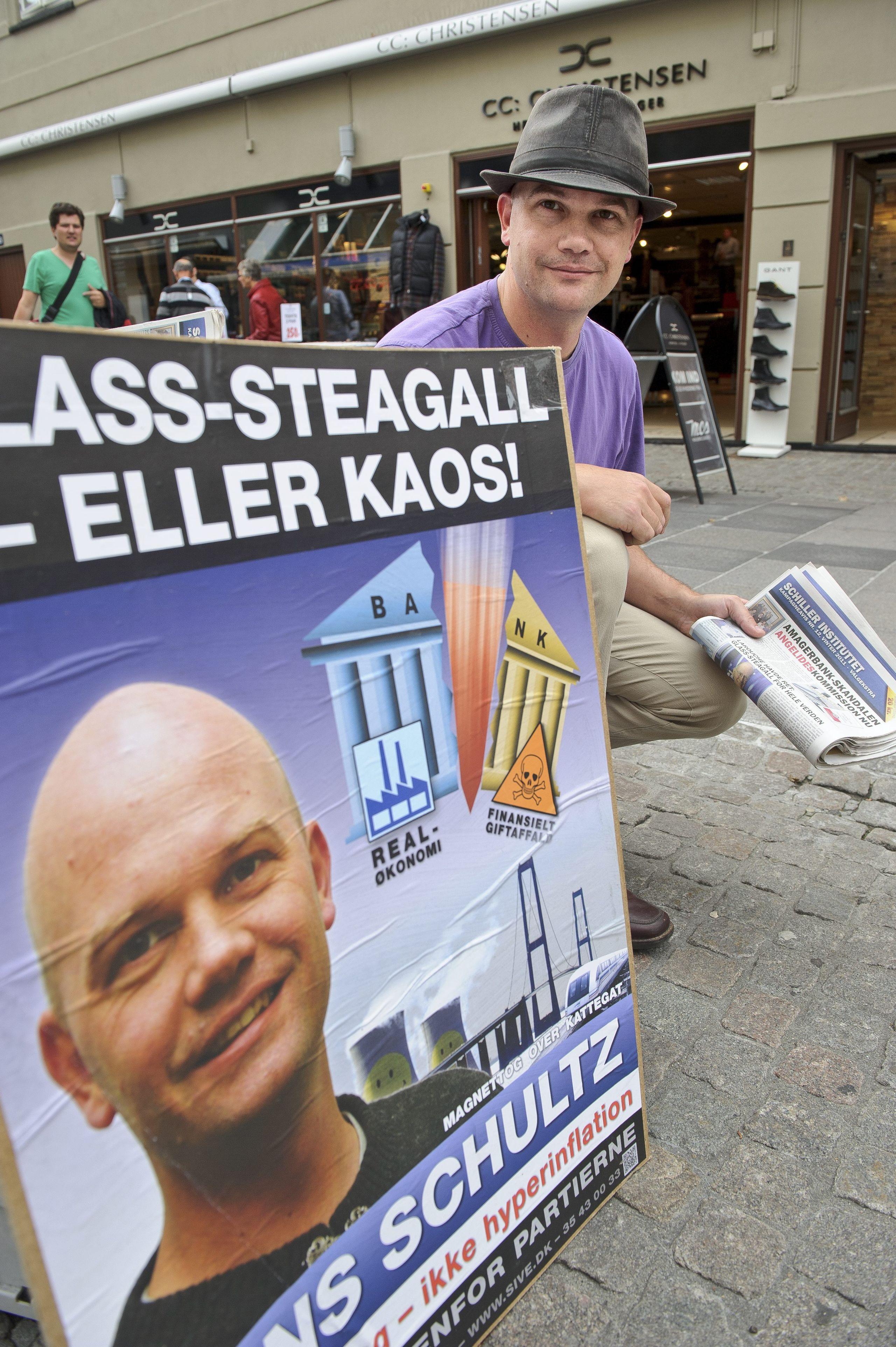 Sidst fik han 96 stemmer i Nordjylland: Nu går løsgænger nye veje