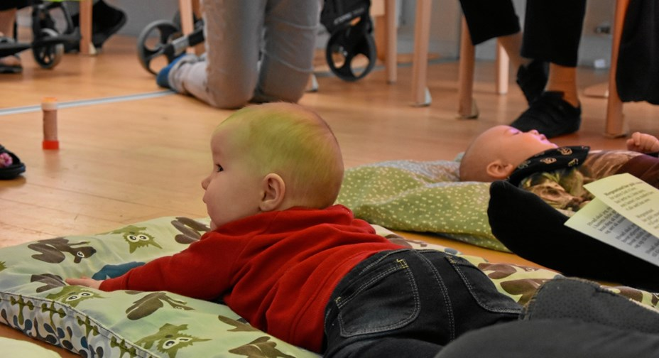 Babysang i Jerslev