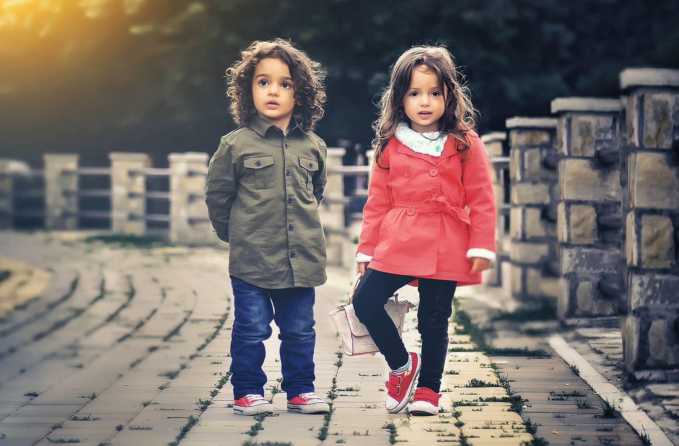 Forkæl de små med børneshopping i Aalborg