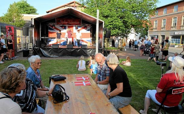 Audition for landsdelens unge sangtalenter