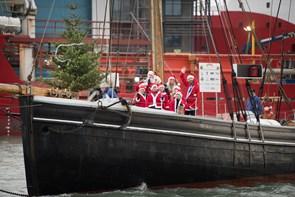 Der bli'r jul i Frederikshavn