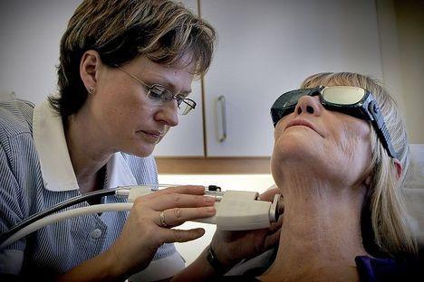 hudlæge thormann