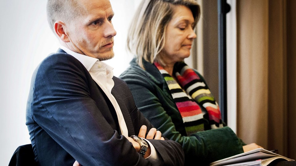 Michael Rasmussen har i høj grad samarbejdet med de hollandske myndigheder. Foto: Koen van Weel/Scanpix