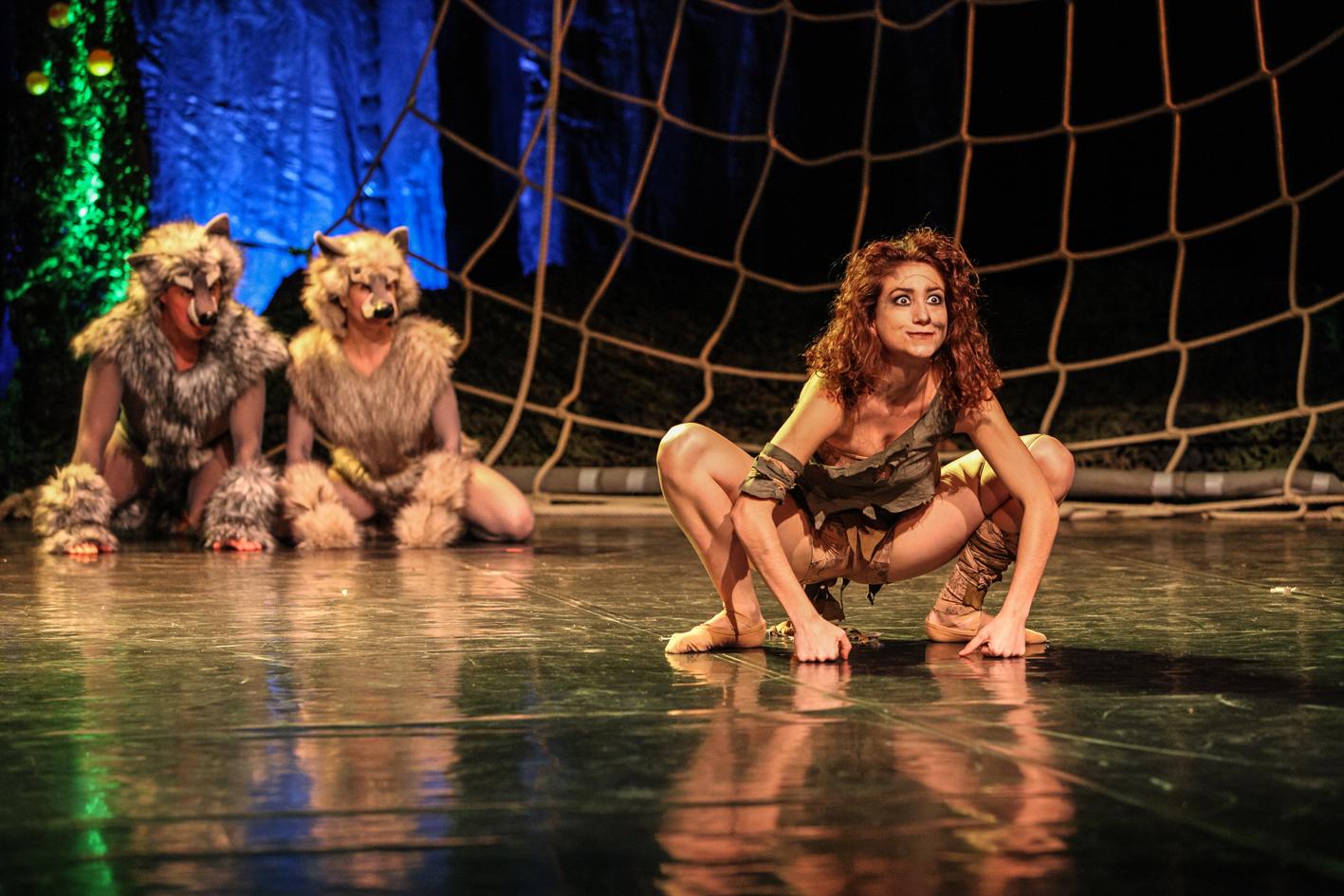 Også Junglebogen er på programmet.  PR foto: Volker Metzler
