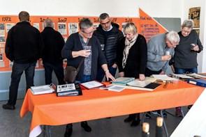 Se billederne: Terndrup fejrede hallens 50 års fødselsdag