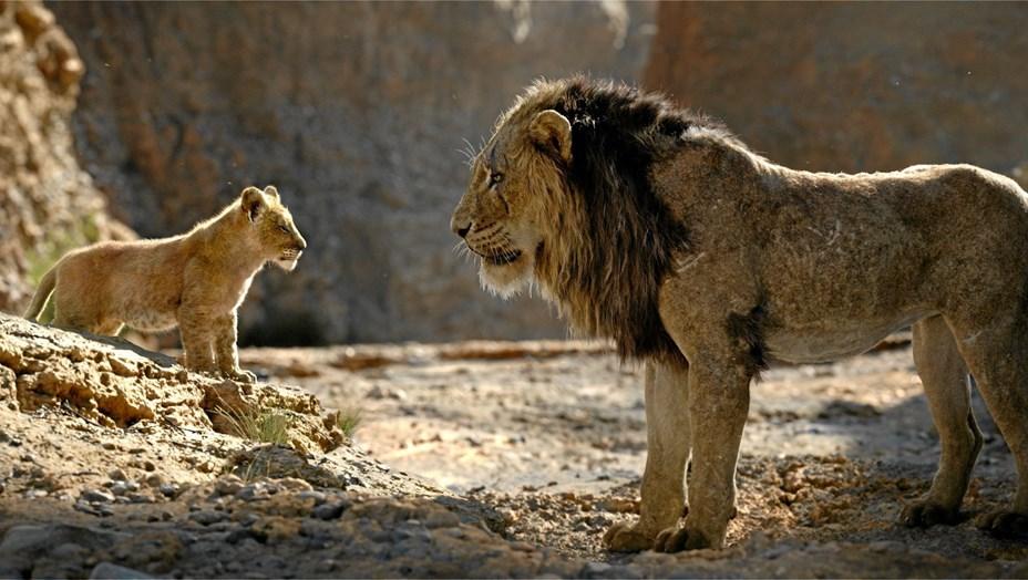 Løver og cowboy'er i biografen