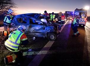 Thy og Mors: Seks blev dræbt i trafikken sidste år