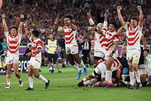 VM-vært forbereder sig på sin største rugbykamp i historien