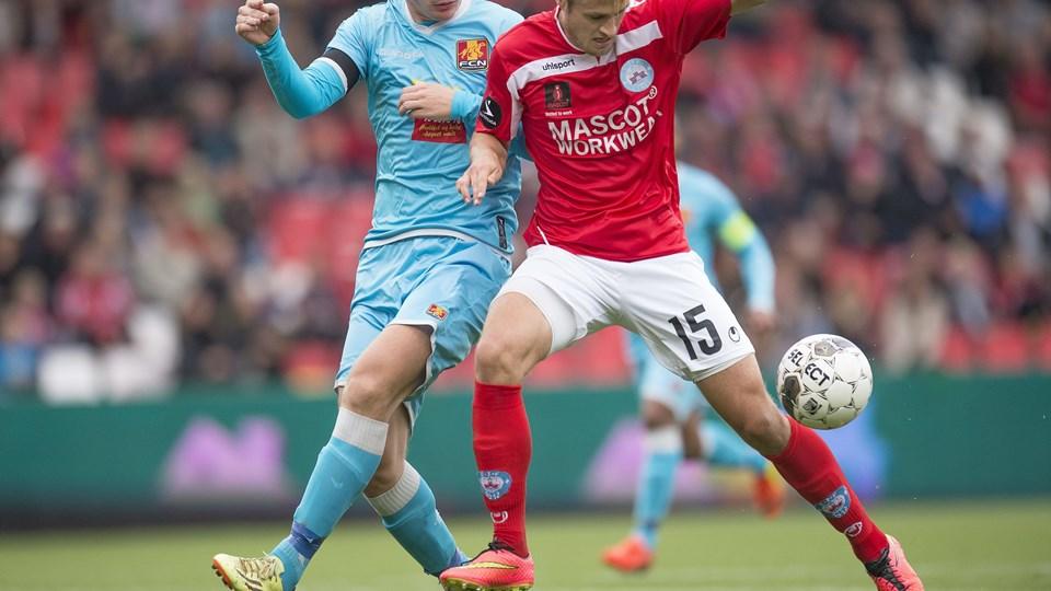 Silkeborg IF tabte 1-2 til FC Nordsjælland. Foto: Bo Amstrup/Scanpix