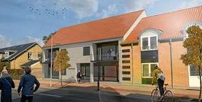 Penge til boliger i Bredgade