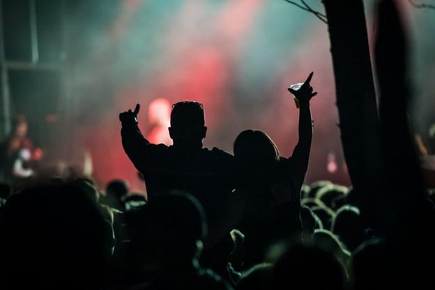 Efter et kvarters koncert kom den skuffende melding om, at koncerten ikke ville fortsætte.
