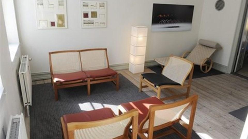 Rud Thygesens Arkiv bliver måske udvidet med ung dansk design. Arkivfoto