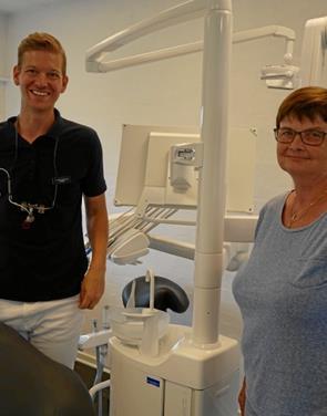 Fra 1. september to tandlæger i Nørager