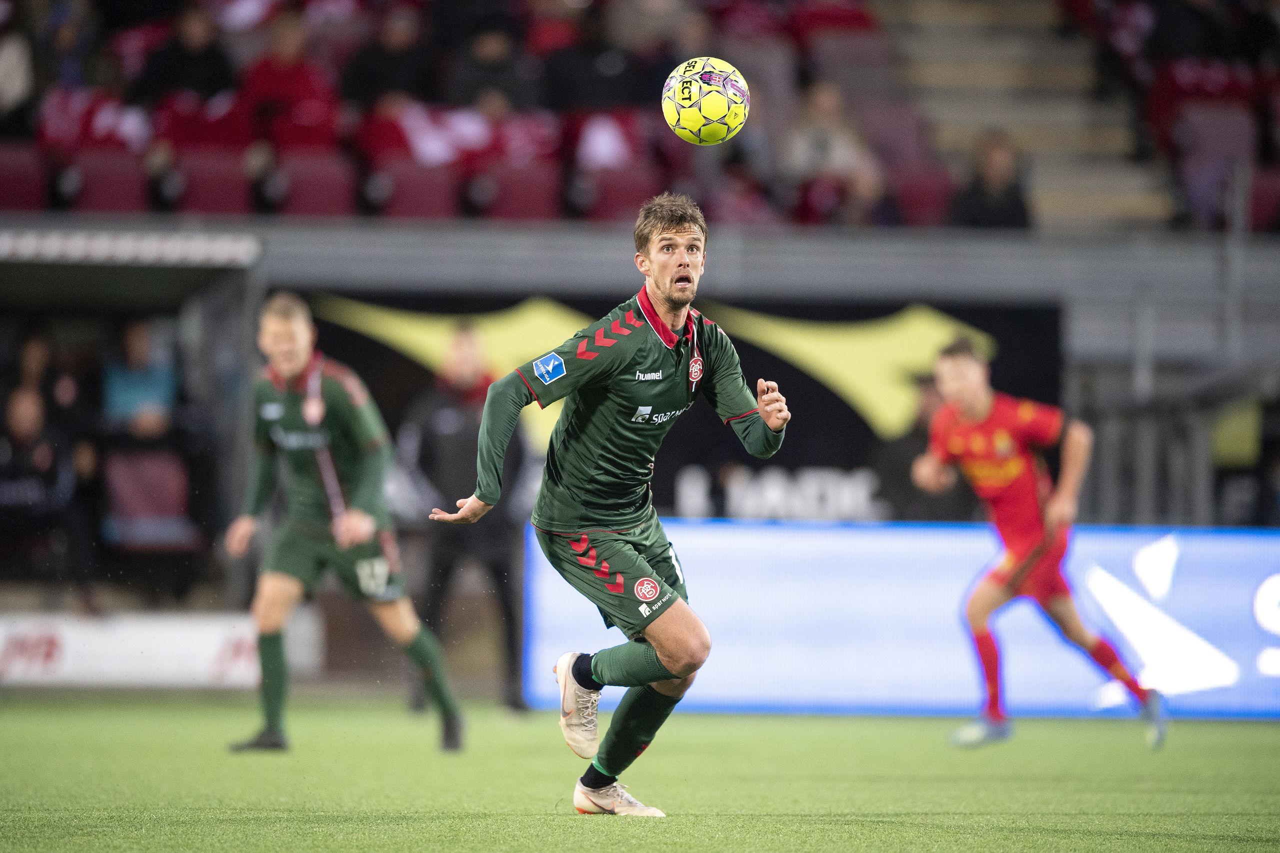 Fuldt hold at plukke fra for Friis før SønderjyskE