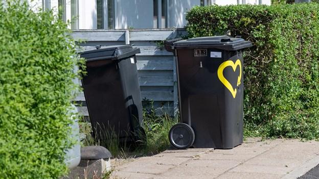 Nye affaldskrav på vej: Nu risikerer du at få endnu flere affaldscontainere i din indkørsel