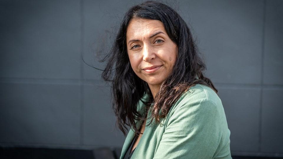 Svitlana Romanchenko blev i 2017 udvist af Danmark på grund af en misforståelse. Nu har Udlændingestyrelsen meddelt, at hun atter har fået opholdstilladelse. Foto: Kim Dahl Hansen
