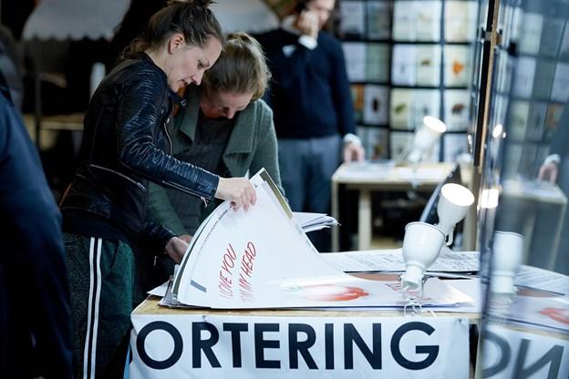 Om du er på jagt efter en ny plakat, et nyt spisebord eller nordjyske delikatesser, så er det hele at finde på messen, lover arrangørerne.Arkivfoto: Henrik Bo