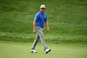 Golfdansker mister momentum i tredje PGA-runde i Houston