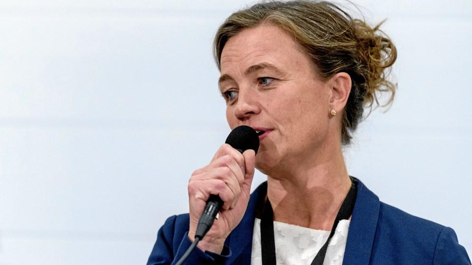 """Skolerådmand Tina French Nielsen (V) mener, den ny lovgivning bærer lidt præg af at være noget, der er """"opfundet"""" på Christiansborg. Arkivfoto: Nicolas Cho Meier"""