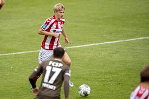 "Mål af AaB-talent - ""comeback"" i Hobro"