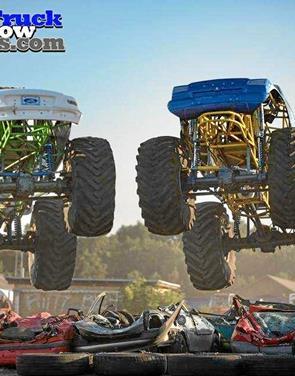 Monster Truck Stunt Show på vej