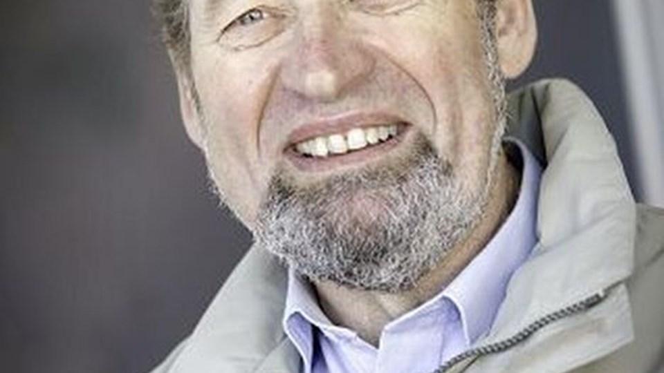 Jens Chr. Larsen håber på at kunne skabe fælles fodslaw i Kamillus-foreningerne i Vendsyssel. Arkivfoto Bent Jakobsen