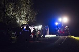 Politiet finder mand og kvinde knivdræbt på Helnæs ved Fyn