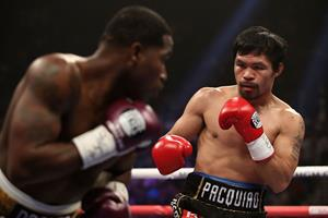 40-årige Manny Pacquiao forsvarer sin WBA-titel