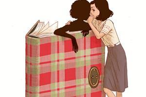 Rystende dagbog får nyt liv som tegneserie: Anne Frank er klar til nye generationer