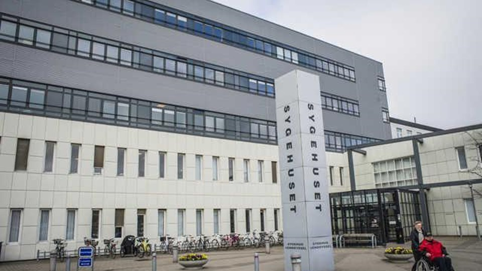 Hvis et spareforslag bliver gennemført, skal al behandlingen af hjerneskadede flyttes til Frederikshavn. Arkivfoto