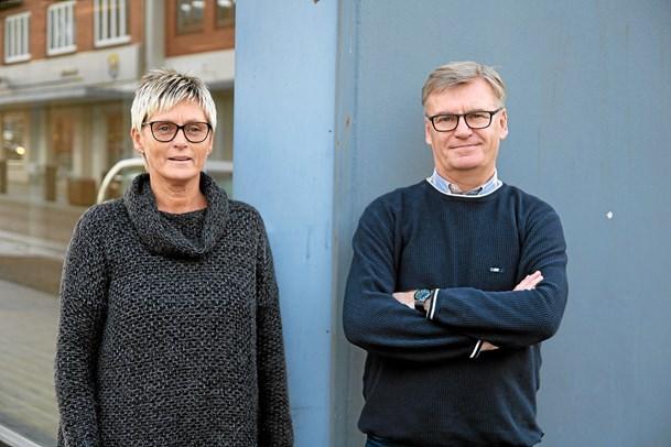 Lene åbner igen ny tøjbutik i Brovst