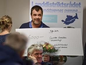 FDF-leder fra Vebbestrup årets landsbyildsjæl