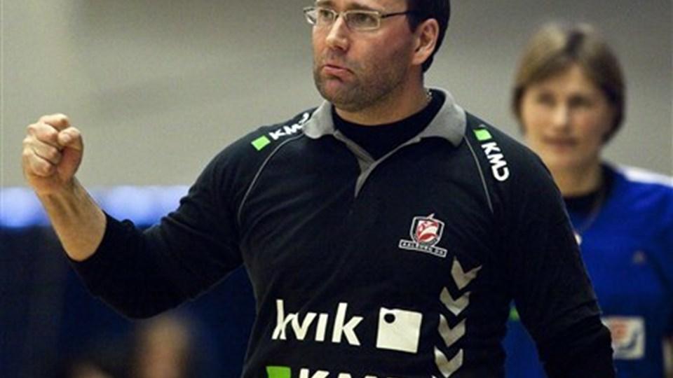 Björn Blomquist er fortid i Aalborg DH.  Foto: Scanpix