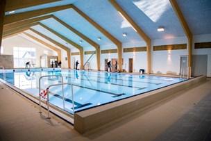 Snedsted kan snart svømme igen: Gammel svømmehal genåbner efter renovering
