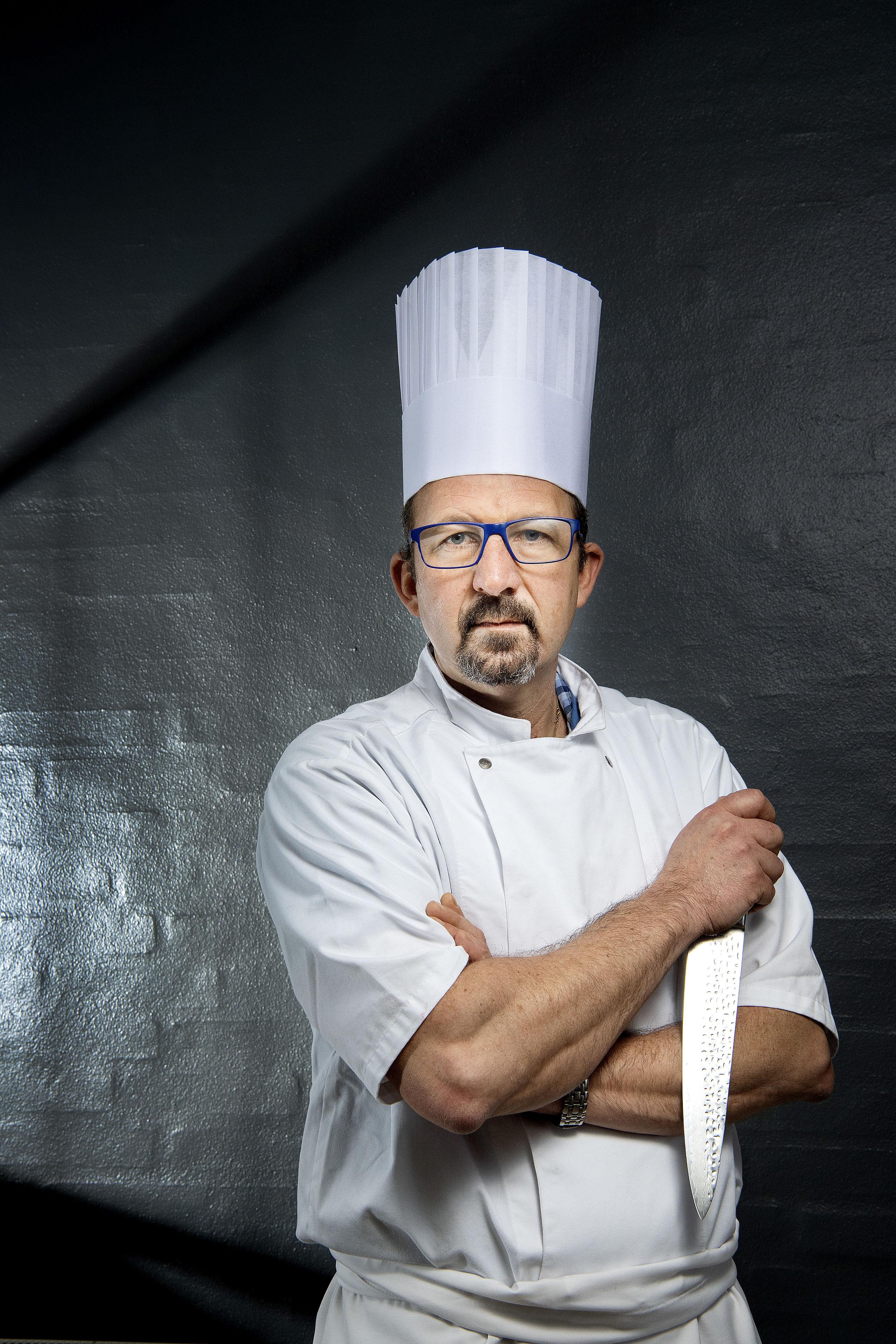 Fransk madmand vover fjerdragten og prikker til os: Foie gras smager godt
