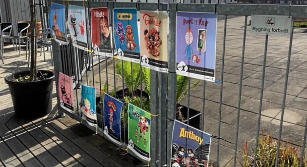 Børnevalg 2019 på bibliotekerne frem til 5. juni