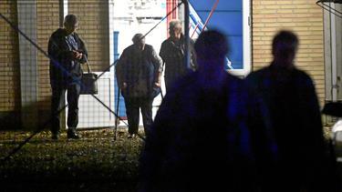 Gasudslip i Nykøbing: 82 er evakueret, en kørt til observation