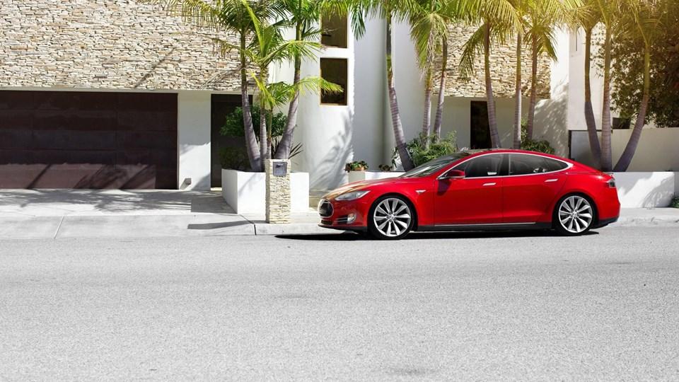 TESLA MODEL S Foto: Free/Tesla