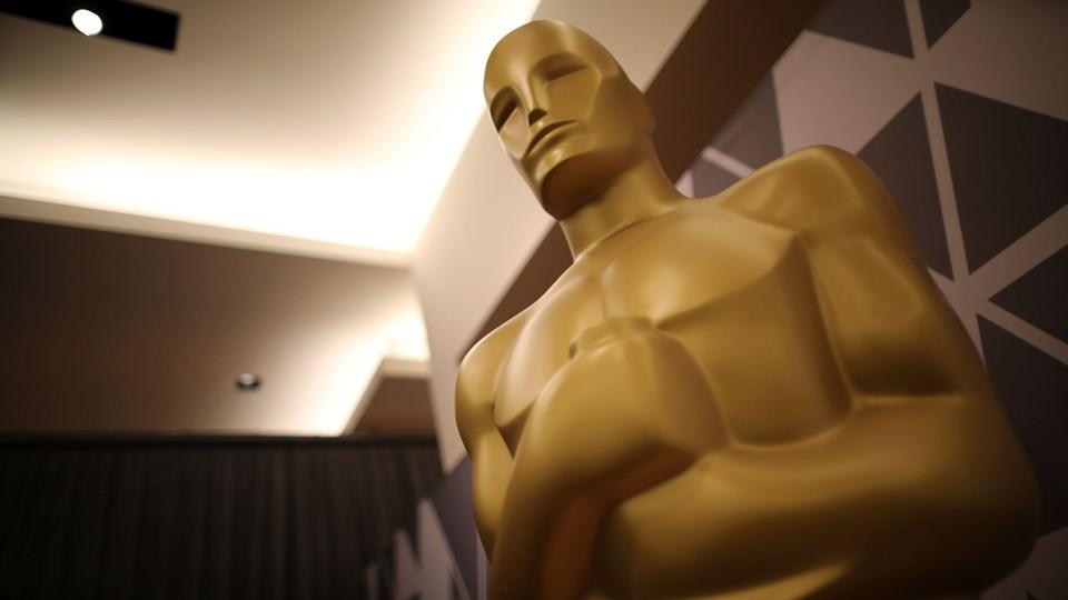 Oscarshowet løber at stablen natten til mandag den 5. marts. Foto: Reuters/Lucy Nicholson/arkiv