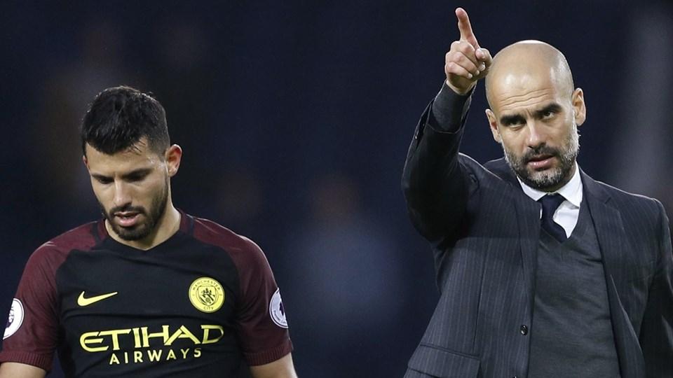 West Bromwich Albion v Manchester City - Premier League Foto: Reuters/Darren Staples