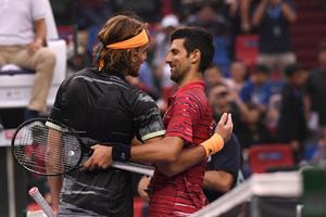 Kometer sender Djokovic og Federer ud i Shanghai