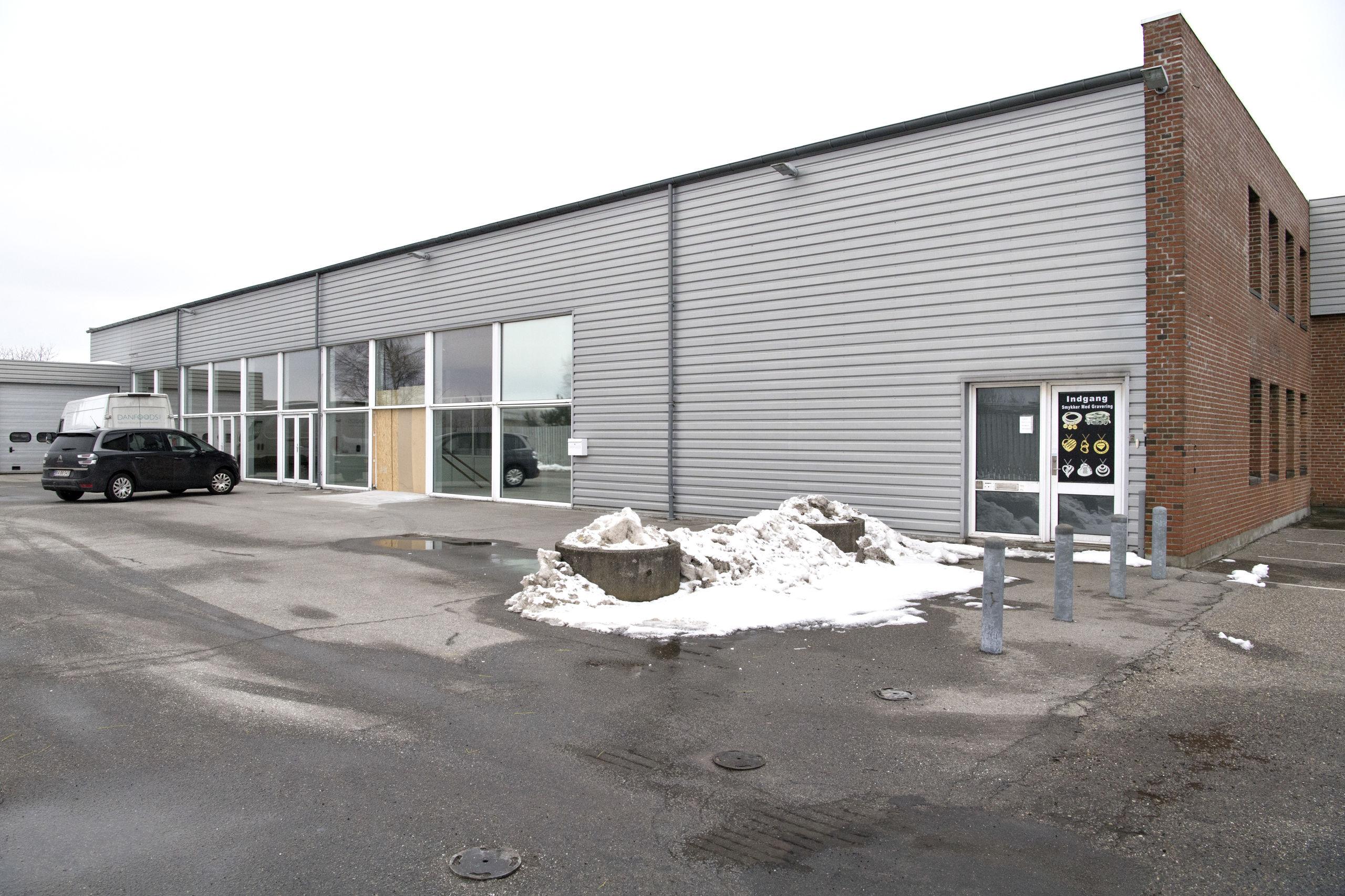 Cash & Carry får til huse på Nibevej 48 i Aalborg, og man har i øjeblikket travlt med at indrette lokalerne.