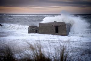 Risiko for en lang sag om truet kyststrækning ved Lild Strand