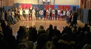 Samarbejde med den kongelige ballet i Fjerritslev