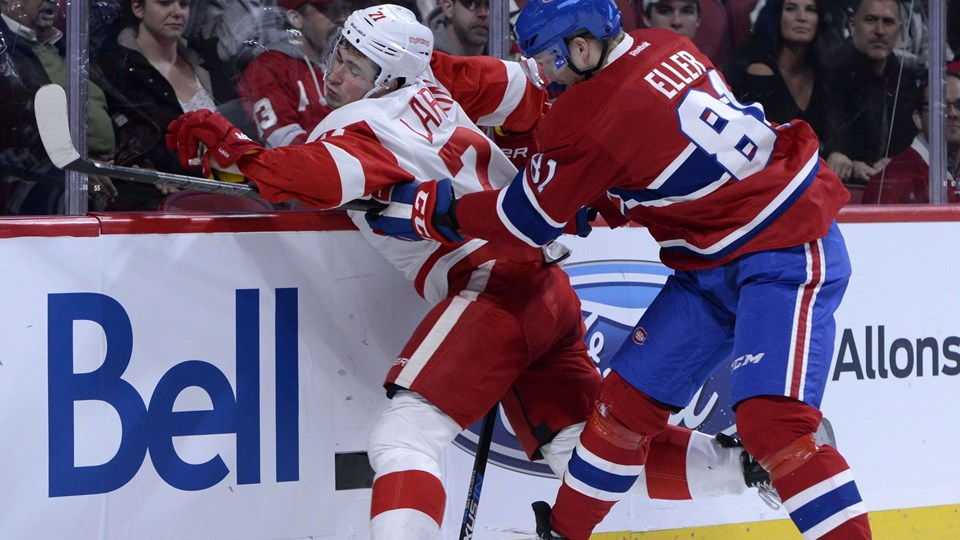 NHL: Detroit Red Wings at Montreal Canadiens Foto: Scanpix/Eric Bolte