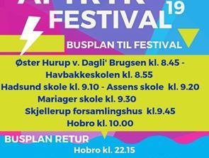 Ungdomsråd klar med sin første festival
